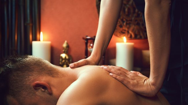 Let's Relax Massage