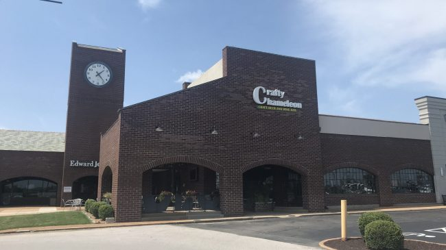 The Crafty Chameleon Brewery and Pizza