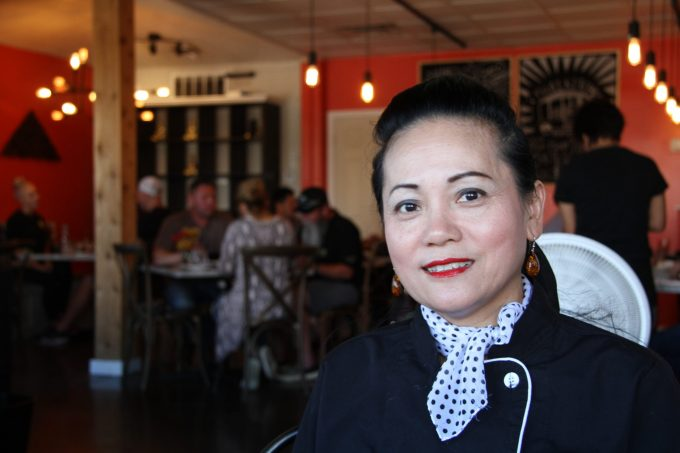Andie welcomes you to Thai Kitchen in Wentzville